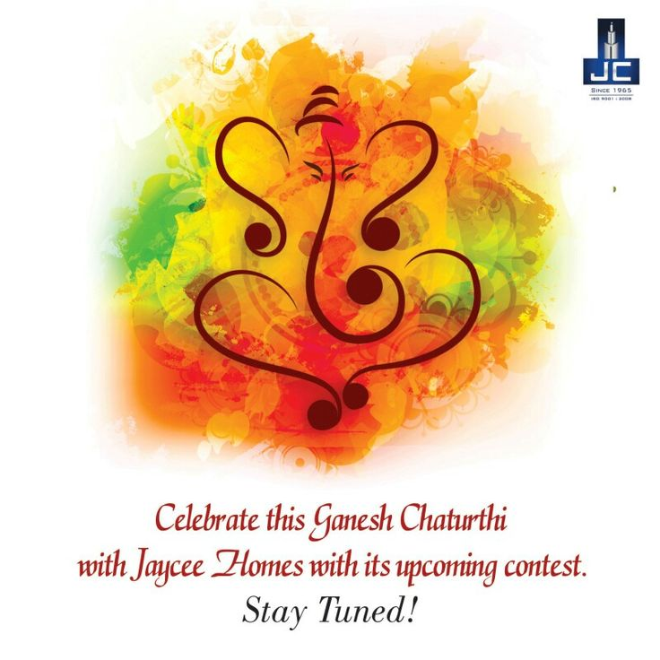 #GaneshChaturthi is a favourite festival celebrated accross the country. Each state has its own stories to celebrate the auspicious festival. Jaycee Homes also has a special way of celebrating this festival with an interesting contest. Stay Tuned!
