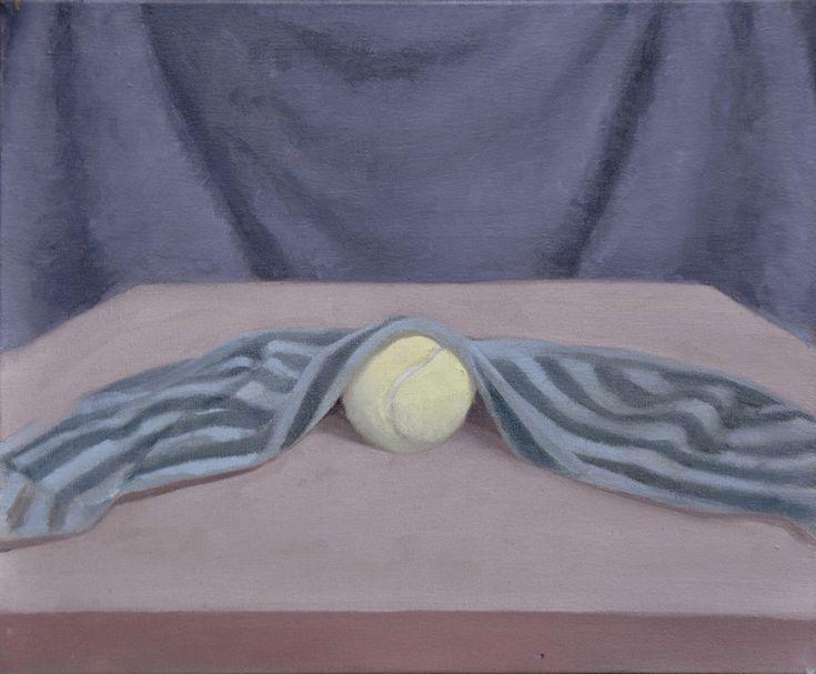 Giorgio Silvestrini - 2014 oil on canvas - 38 x 46 cm www.evahober.com