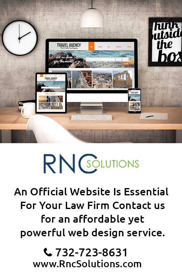 Affordable Web Design Services For Law Firms And Attorneys Nj Web Design Web Design Services Web Design Company