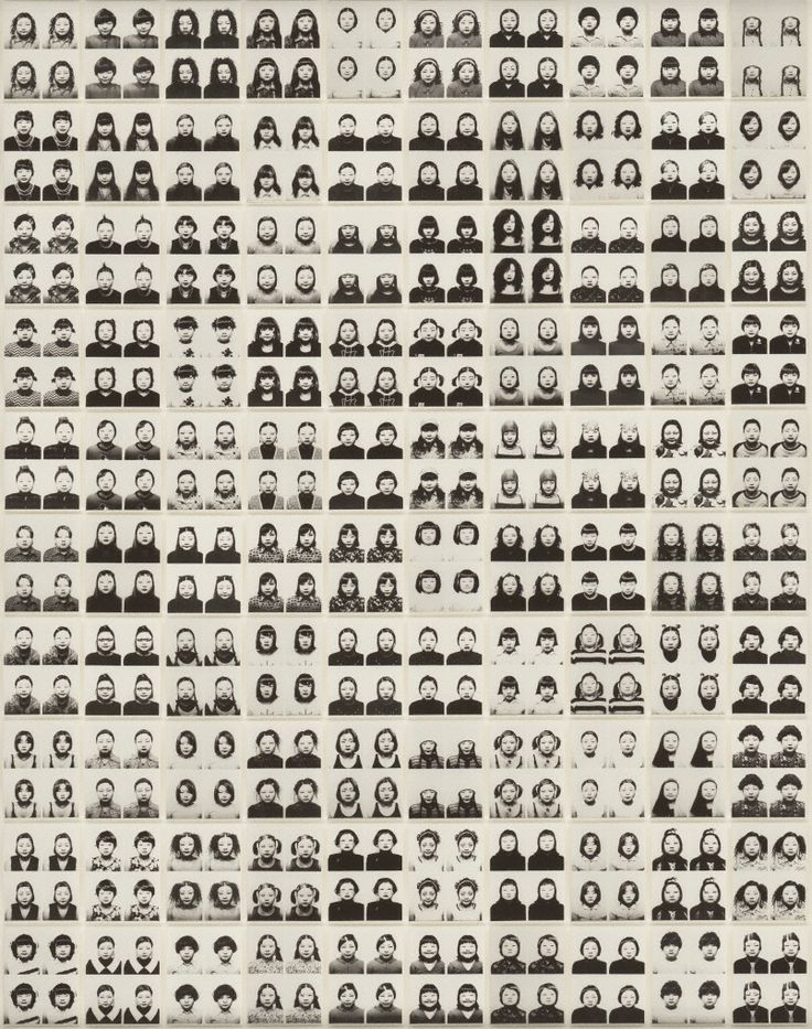thegetty:    ID 400 Project, #201-300, 1998, Tomoko Sawada. The J. Paul Getty Museum. © Tomoko Sawada