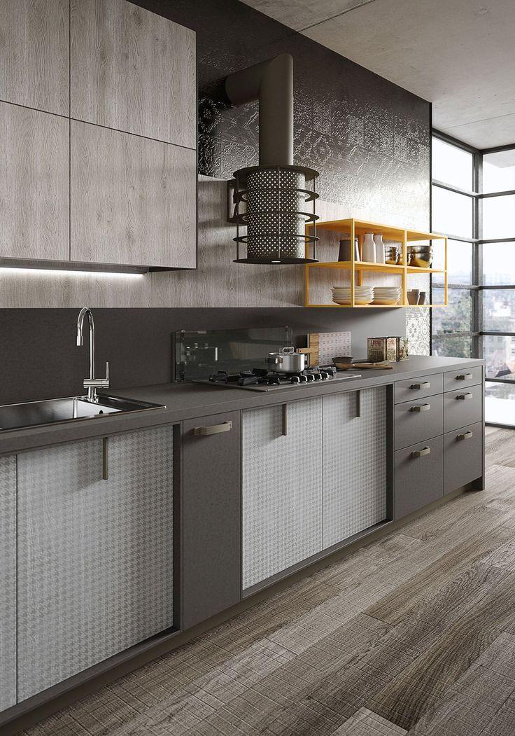 Cocina moderna / laminada - LOFT by Michele Marcon - SNAIDERO