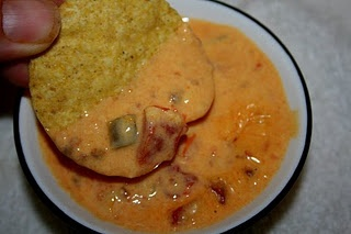 Texas Queso Dip in the Crockpot   Cards I Love: CAS   Pinterest