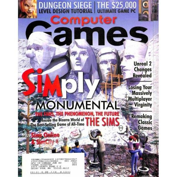 (*** http://BubbleCraze.org - Best-In-Class new Android/iPhone Game ***)  Computer Games Magazine, June 2002 | $14.63