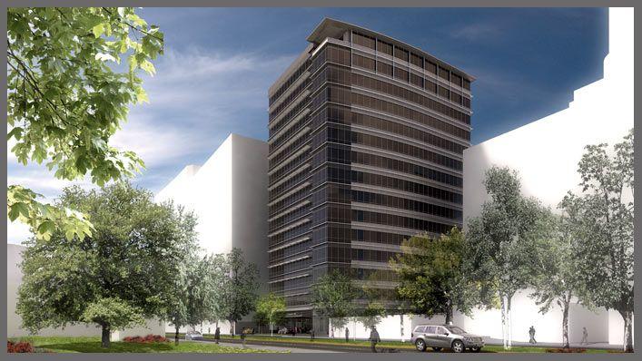 Desarrollo.- Es la parte central de un edificio, se ve determinada por el numero de niveles, es la parte que sigue al desplante en una construcción.