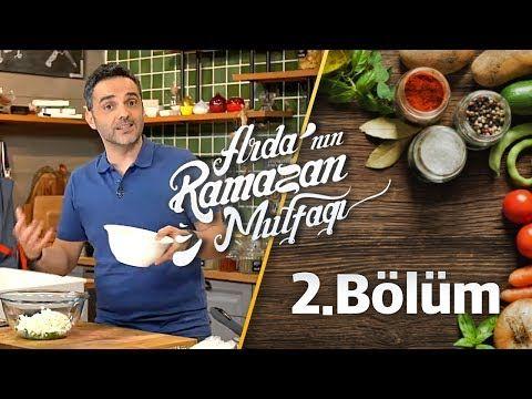 Pastırmalı Sarma Tavuk, Otlu Peynirli Baklava Böreği, Çilekli Güllaç Tarifleri Video – Arda'nın Mutfağı