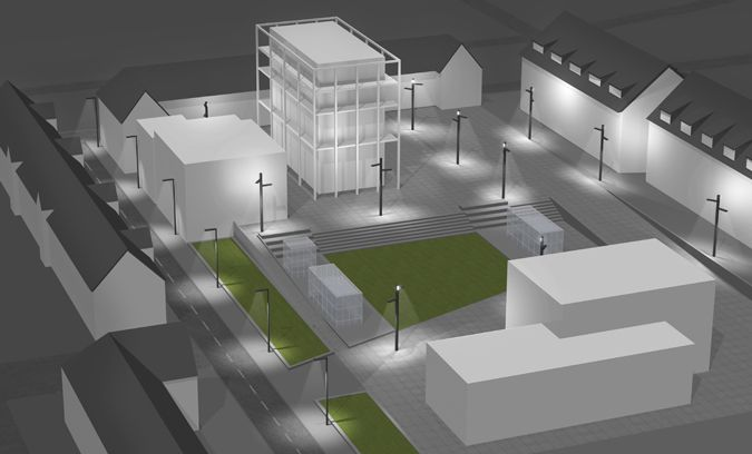 Hess GmbH Licht + Form > Company > Newsroom > Dalvik