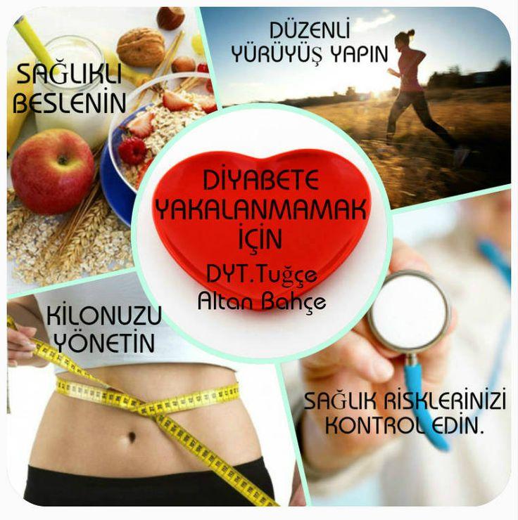 Bugün Dünya Diyabet Günü, Diyabete Yakalanmamak için...