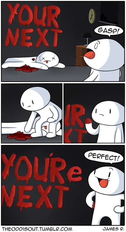 Theodd1sout :: YOUR NEXT | Tapastic - image 1