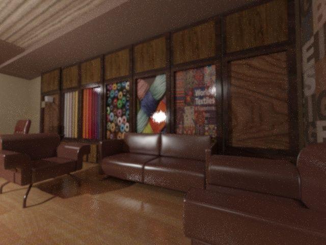 interior shot iray render :)