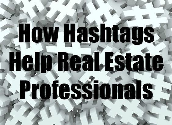 A real estate marketing expert teaches you how to use hashtags for your real estate business. Get found on Instagram,Pinterest and Facebook.