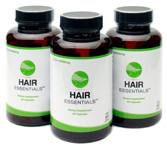 Using Hair Essentials Natural, Herbal Hair Growth Supplement for Women you can notice that hair feels thicker and there have been less strands lost on a daily basis. If your hair is thinning and fragile, due to aging and hair coloring, so take 1 a day along with 5.ot 10.000 Biotin daily.