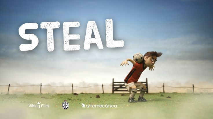 STEAL - A young boy plays soccer in a misty field when he suddenly is challenged by an UFO! Use this video with the children in your class using our collection of teaching ideas and classroom activities.