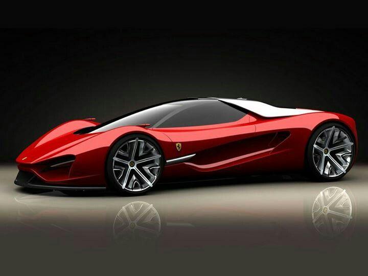Ferrari Xezri Concept Super Cars Pinterest Ferrari