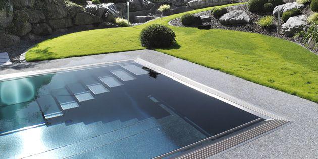 Les 56 meilleures images propos de piscine sur pinterest for Bassin a debordement