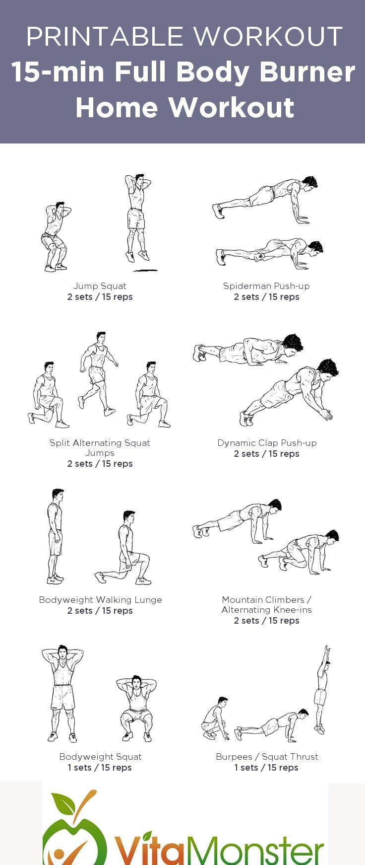Dive your head into a new week with these workout moves!!!! See more here: http://bit.ly/1AFHHm4