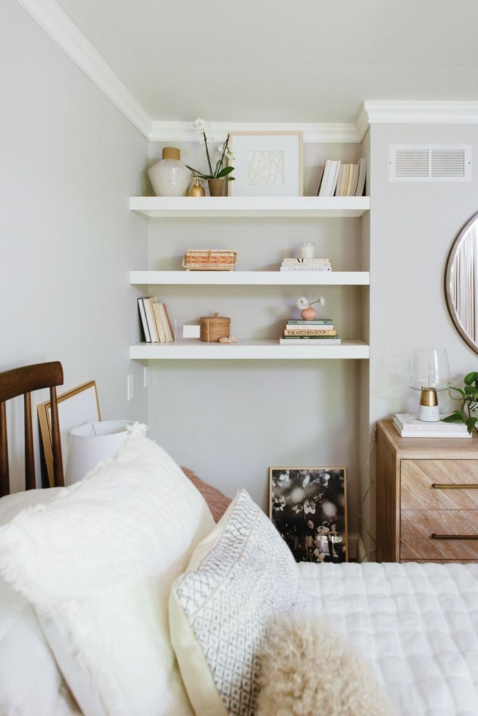 25+ Best Ideas About Bedroom Shelving On Pinterest
