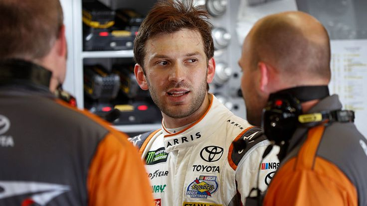 FOX NEWS: NASCAR driver Daniel Suarez loses Subway sponsorship after handing out Dunkin' Donuts on TV Don't touch the donuts.