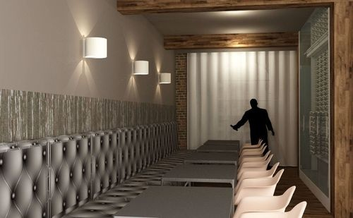 Boutique Hotel Private Dining Concept