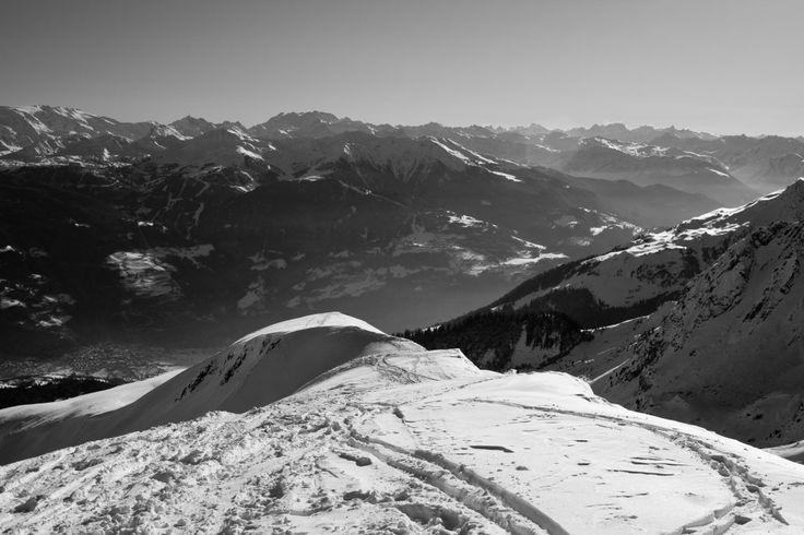 descente du Mont Rosset