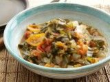 Cooking Channel serves up this African Collard Greens with Tamarind recipe plus many other recipes at CookingChannelTV.com