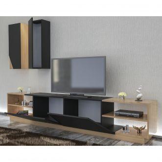 Les 25 meilleures id es concernant meuble tv suspendu sur for Meuble zebre