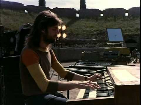 PINK FLOYD - A SAUCERFUL OF SECRETS - LIVE AT POMPEII -- BEAUTIFUL!!