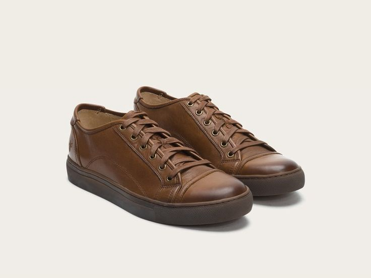 Frye Young Style Justin Low Lace Mens Outlet