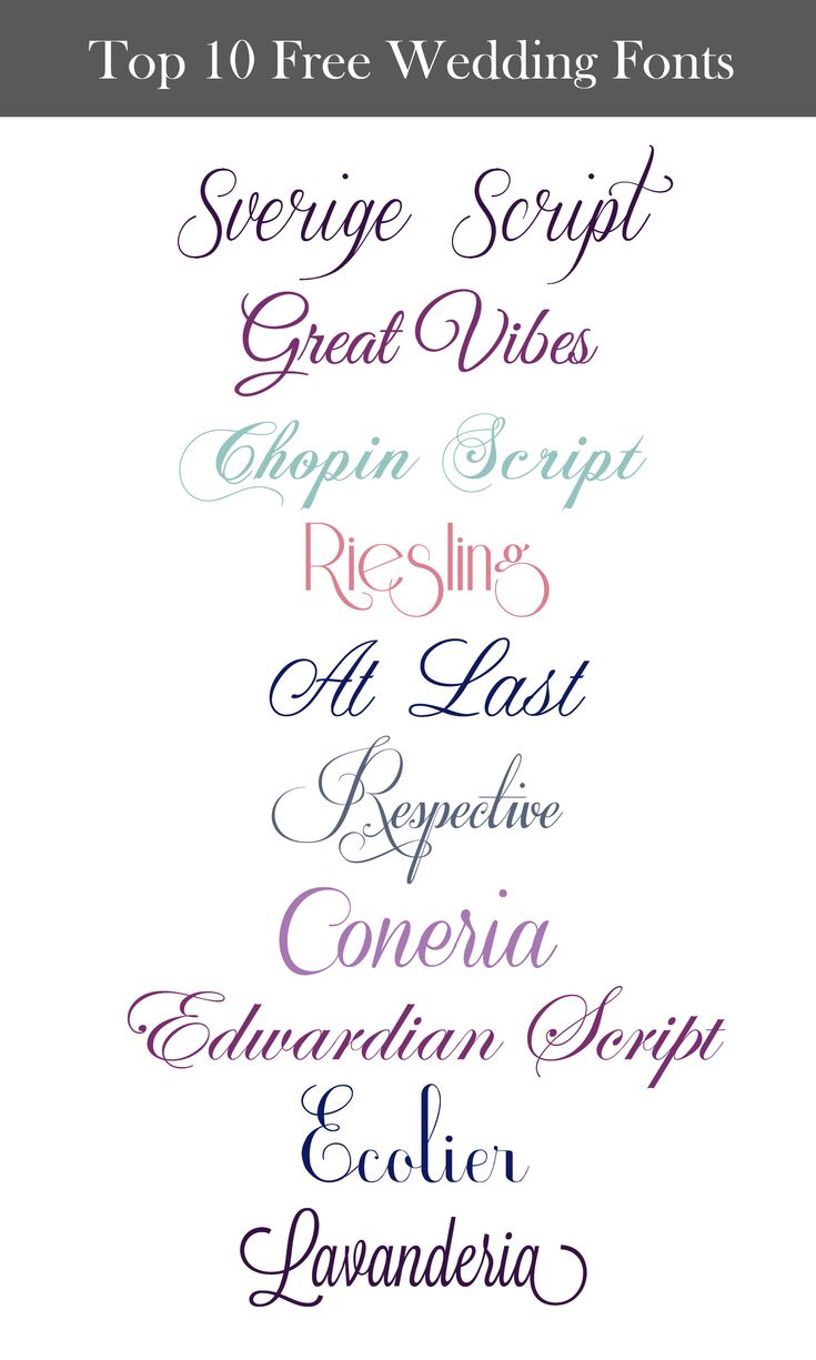 best free cursive fonts 25 best ideas about wedding fonts on wedding 8658