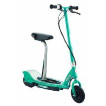 Razor E200S Seated Electric Scooter - Teale -  Browse our latest scooter accessories and scooter parts   http://cheapscootermart.com/