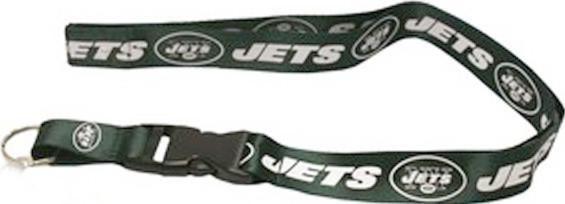 New York Jets lanyard/ID holder
