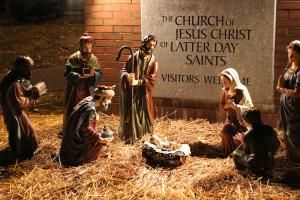 Christmas Scriptures From The Book of Mormon: The Son of God Cometh
