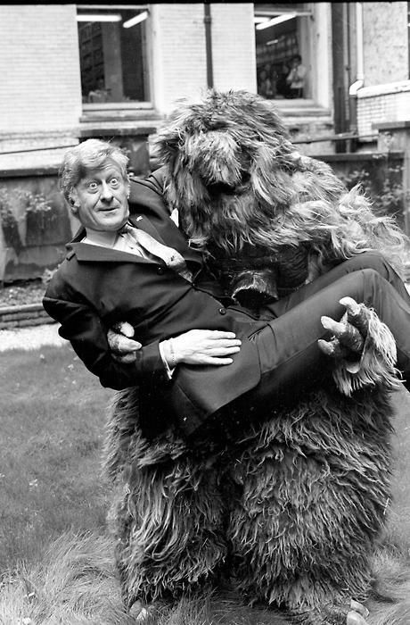 Doctor #3 (Jon Pertwee) and Yeti