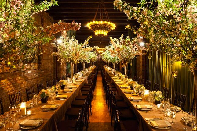 Decoracion de boda espectacular bodas pinterest - Ideas para bodas espectaculares ...