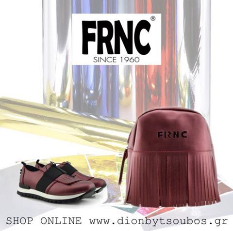 FRNC bags & shoes