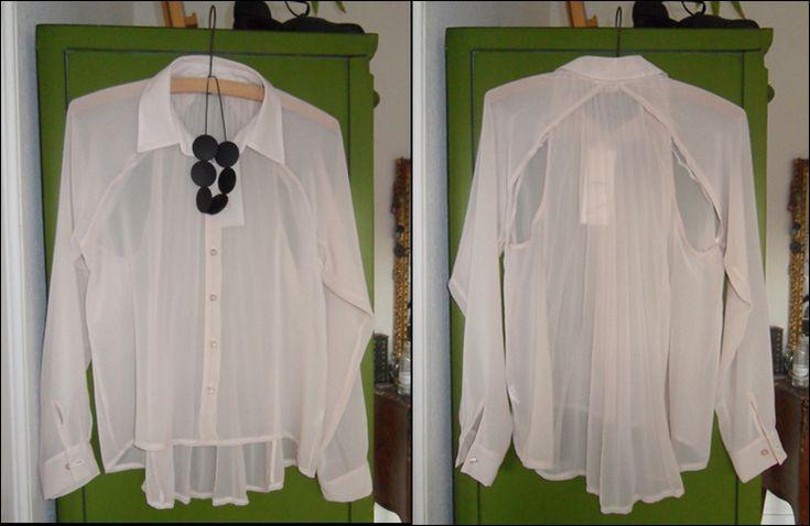 Skjorte+Halskæde