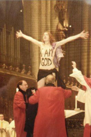 Las protestas más polémicas de Femen este año - Yahoo Noticias España