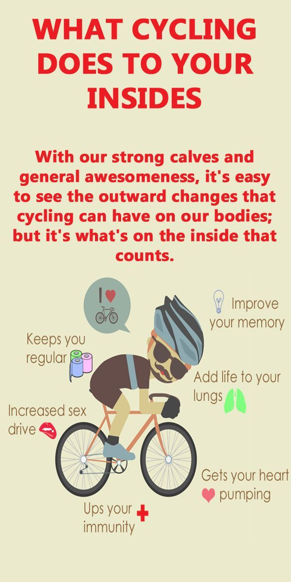 This is what all that cycling does to your insides, have you noticed these chang…Rebecca Pfanner | Modavate Health and Wellness Coaching | Healthy Lifestyle | Blogger