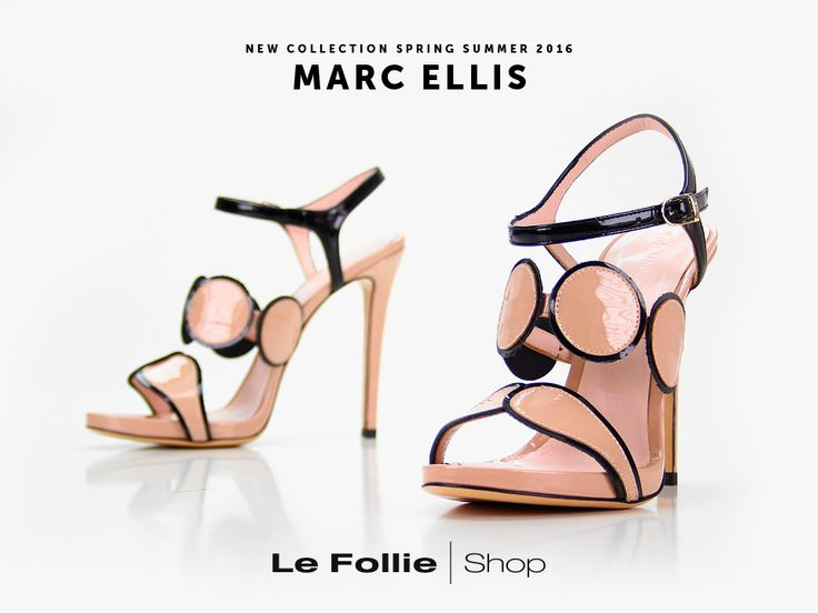 #Marc #Ellis - High sandal