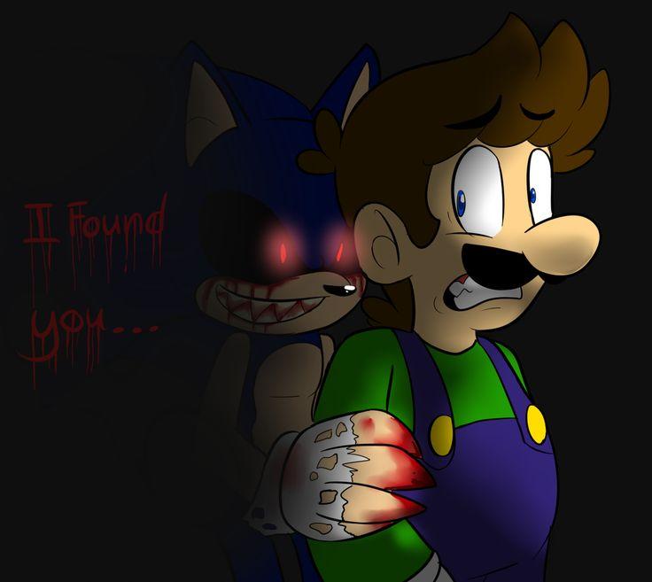 Sonic Exe By Raygirl12 On Deviantart Creepypasta Scary Creepypasta Sonic