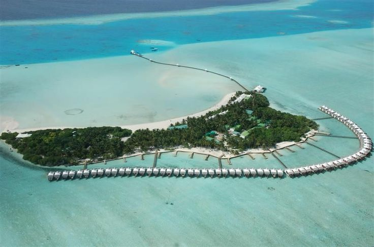 Chaaya Lagoon Hakura Huraa Maldives | Distance from Airport: 135km | Number of rooms: 80