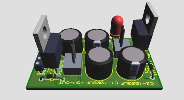 Ingenuity_Dias: Dual +-5V Power Supply Unit (+playlist)
