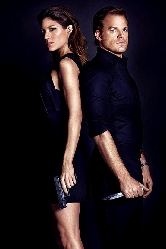 Dexter and Deb.. Ahhh I'm too juiced for this season!