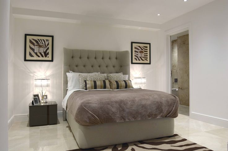 Master Bedroom Interior | JHR Interiors