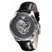 Ceas Armani Meccanico Black | 900 lei
