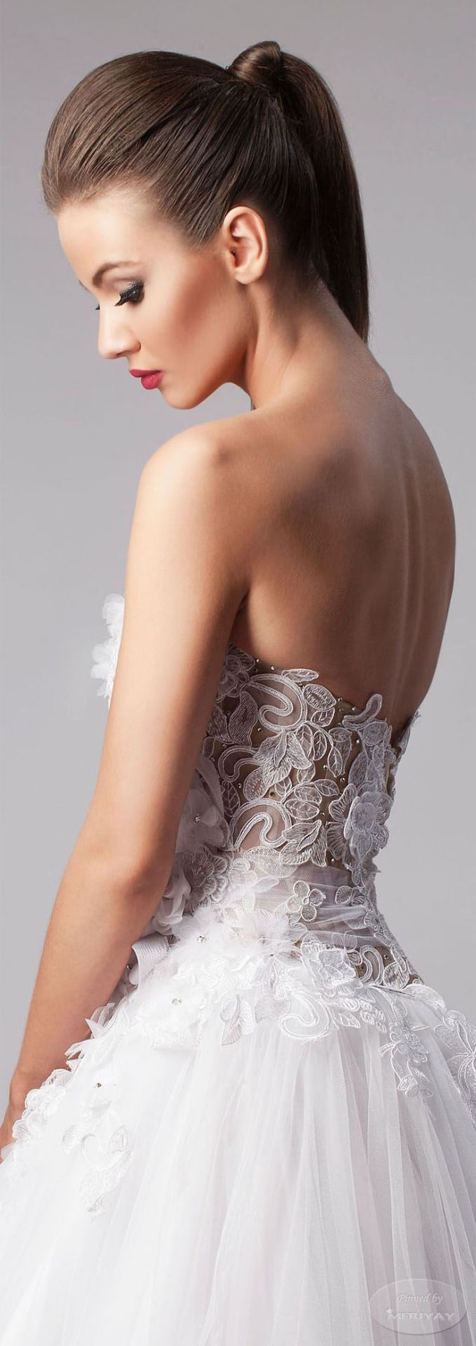 Belles wedding dress   best The Princess  Parlor images on Pinterest  Bridal