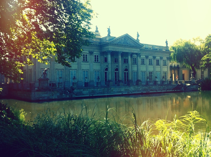 Łazienki Palace / Palace on the Water, Royal Baths Park, Warsaw