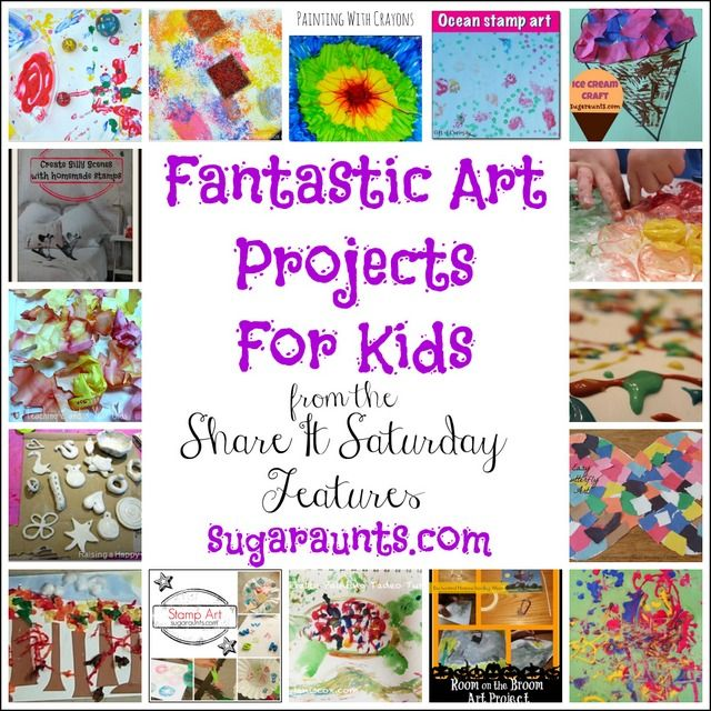 Creative Art Projects for Kids