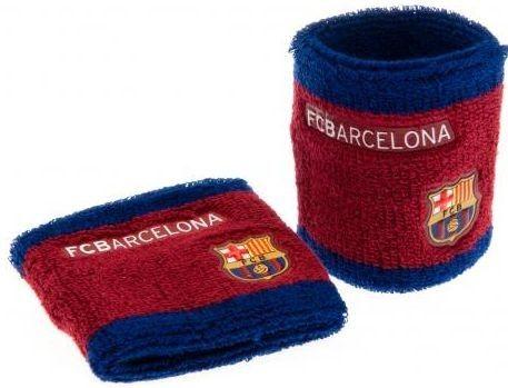 Ideaal voor de fans van de voetbalclub FC Barcelona. Deze polsbandjes zijn ontzettend handig bij bijvoorbeeld het sporten. De polsbandjes hebben een erg leuk design inclusief het logo van de voetbalclub.   Afmeting: 20x150x100 mm - Polsbanden barcelona rood/blauw: 2 stuks