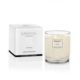 #Bahoma #Seduction #Luxury #Candles #whiteparis