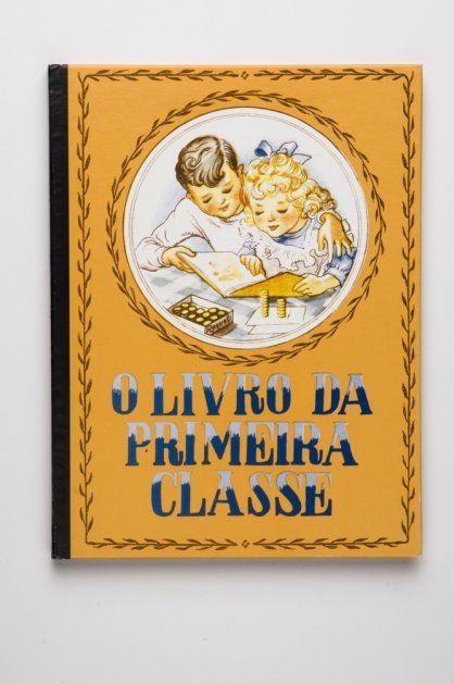 O meu livro da primeira classe